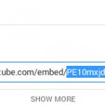 Cara menampilkan suara dari video youtube pada html