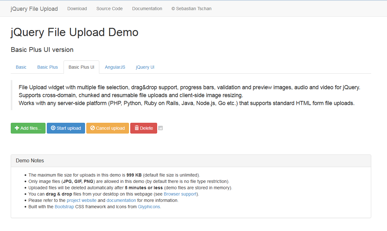 Cara install plugin jquery file upload dan langkahnya cara install plugin jquery file upload falaconquin
