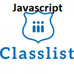 Cara Menambahkan Class Menggunakan Javascript