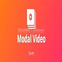 Cara Membuat Modal Video dengan Jquery