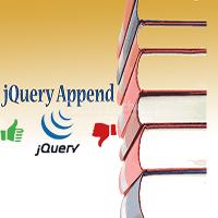 Contoh Pemanfaatan Fungsi .append() pada jQuery