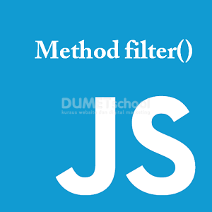 Cara Menggunakan Method Filter pada Javascript