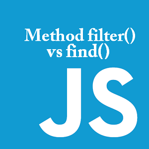 Perbedaan Method Filter dan Find pada Javascript
