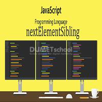 Mengenal Property nextElementSibling pada Javascript