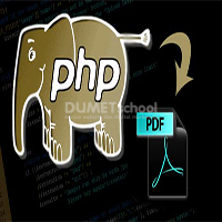 Cara Dasar Menggunakan mpdf pada PHP