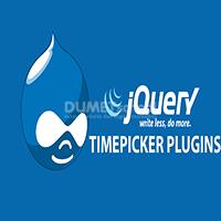 Cara Menggunakan Time Picker dengan JQuery Plugins