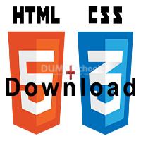 Cara Membuat Fitur Download Gambar HTML CSS