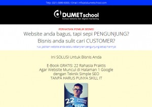 kursus website terbaik