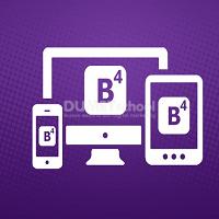 Cara Sederhana Membuat Efek Shadow Menggunakan Bootstrap