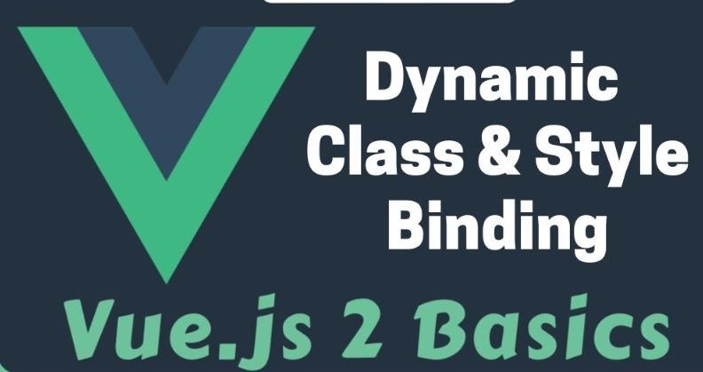 Cara Menggunakan Dynamic Classes Pada Vue Js