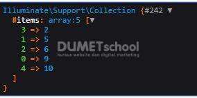 Cara Menggunakan Sort Method Di Laravel Collections