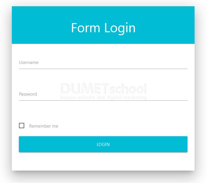 membuat-form-login-dengan-materialize-css-edi-280320