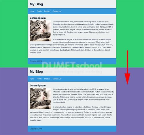 Cara Mudah Mengubah Warna Background Website